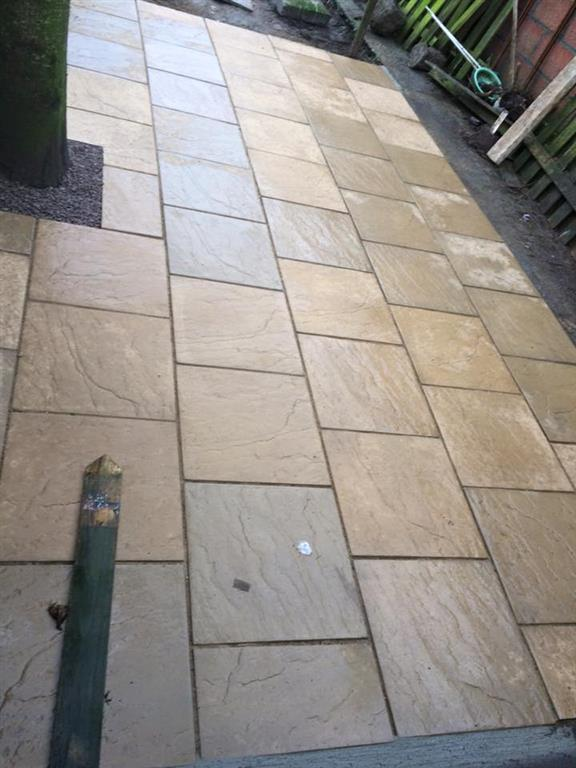 Patio Contractors Kilkenny - Garden Paving